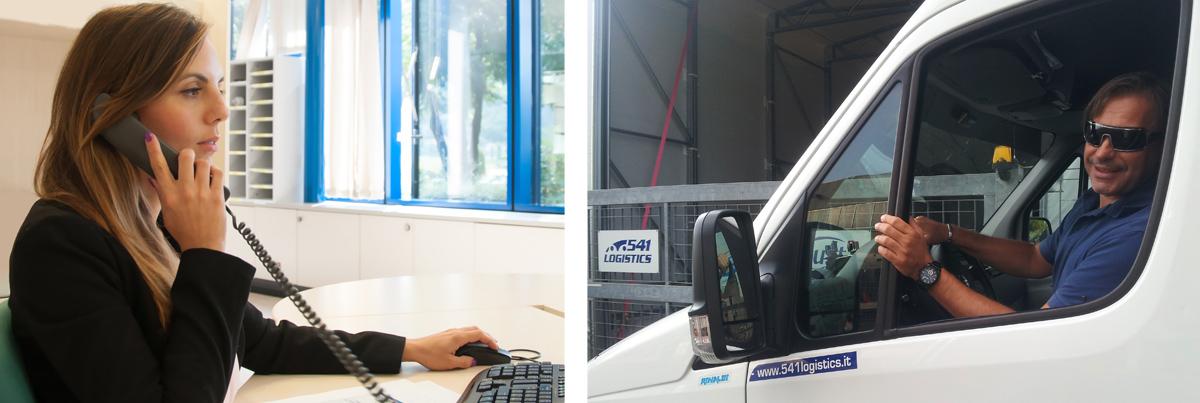 541 Logistics | Logistica e trasporti nazionali e internazionali con sede a Verona